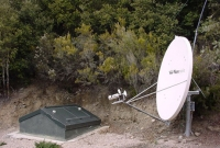 Sismo CFON detall pou sísmic i antena
