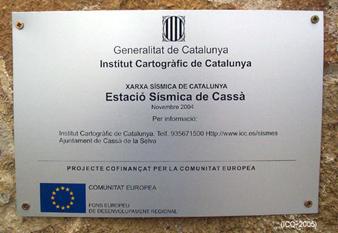 Placa d'identificació