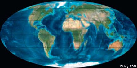 Figura 1: Imatge actual de la Terra