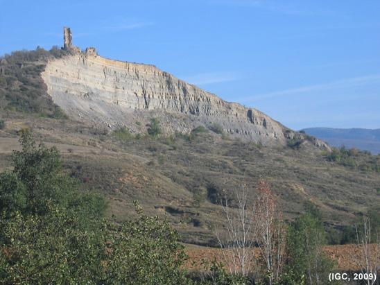 Puigcercós, fenomen ocorregut l'any 1881