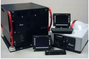El sensor LiDAR Leica ALS50-II.