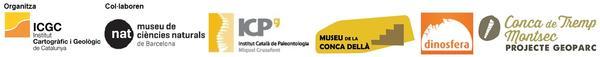 logos jornada paleontologia