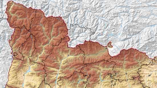 Mapa allaus pirineu