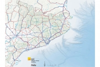 Mapa comunicacions mut relleu suau
