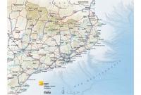 Mapa comunicacions