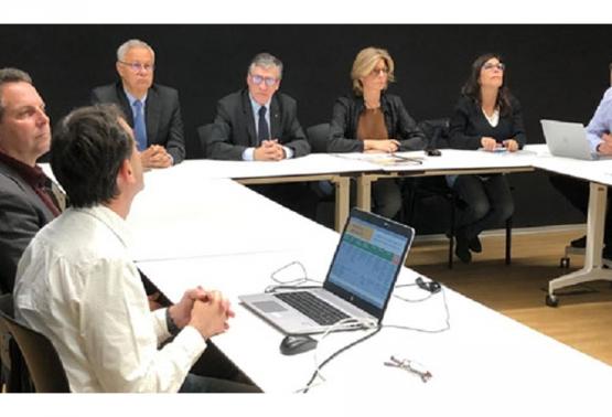 Notícia 327 - Presentació de l'atles de sostenibilitat urbana a Sant Cugat del Vallès