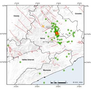 Selva sismes